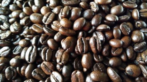 綜合冰咖啡豆一磅