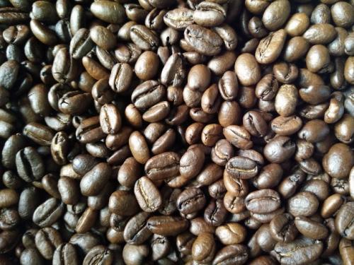 摩卡咖啡豆半磅